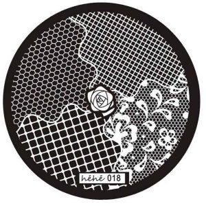 Δίσκος για στάμπες μικρός HEHE-018