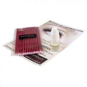 Lamination fluid Professional 3 ml/25  microbrushes