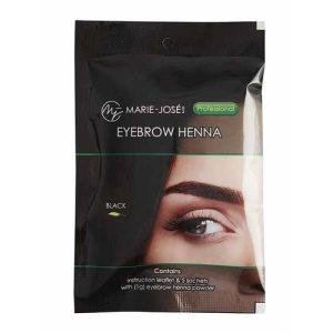 Henna Eyebrow Tint Black( 5 τεμάχια)