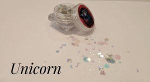 Παγιέτες Magic mix Unicorn